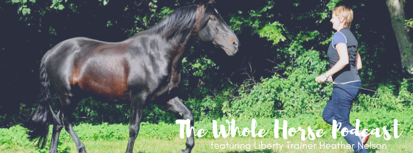 Episode 7 | The gifts of not riding with Liberty Coach Heather Nelson