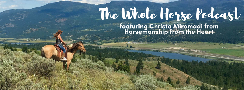 Episode 17 | Heart horses, Horsemanship and Tai Chi with Christa Miremadi