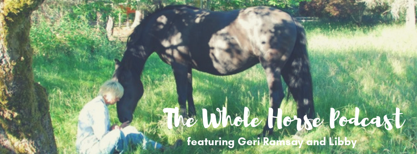 Episode 19 | Decolonization + Creating horse sanctuary with Geri Ramsay