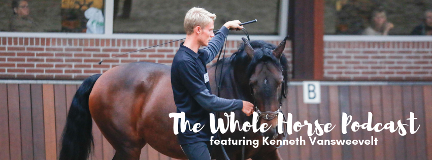 Episode 27 | The Academic Art of Riding with Kenneth Vansweevelt