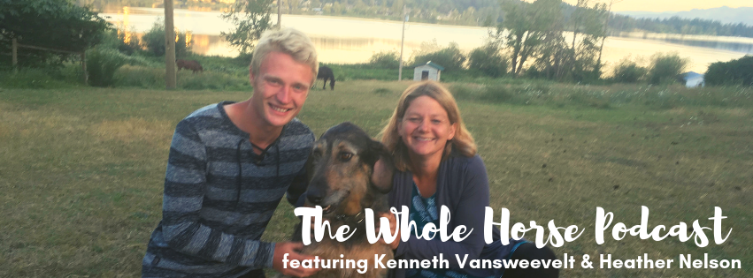 Episode 33 | The Academic Art of Riding Part 2 with Kenneth Vansweevelt and Heather Nelson