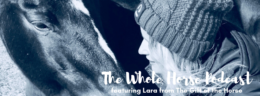 Episode 34 | The Gift of the Horse with Lara Pieret