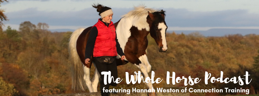 Episode 40 | Connection Training (the book!) with Hannah Weston