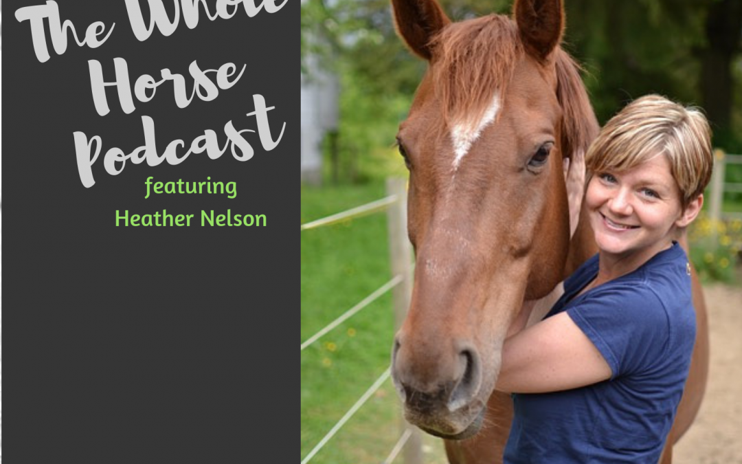 Episode 39 | The opportunity within injury with Heather Nelson