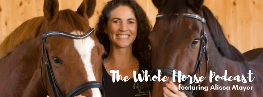 Episode 62 | Working somatically with horses and riders with Alissa Mayer